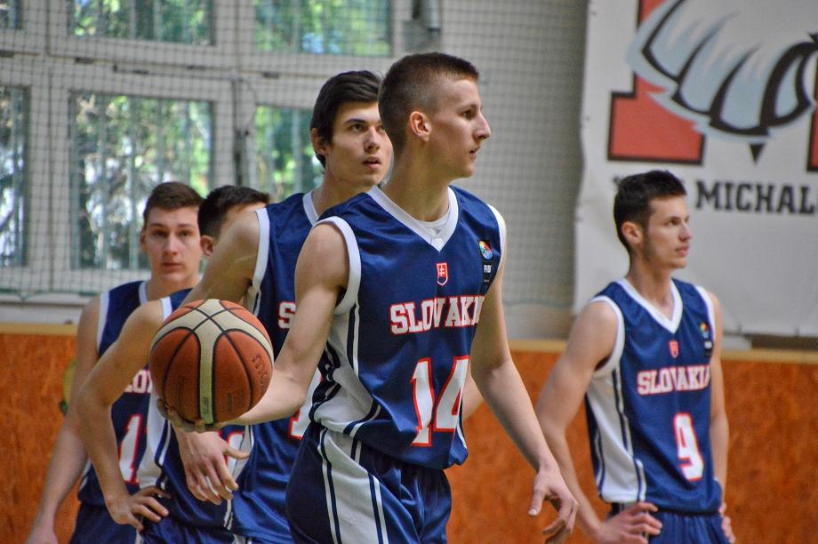 V najcennejšom drese Slovenska aj juniori 1.BK Michalovce