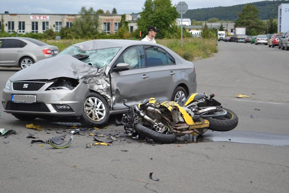 TRAGICKÁ NEHODA: Motorkár neprežil zrážku s autom