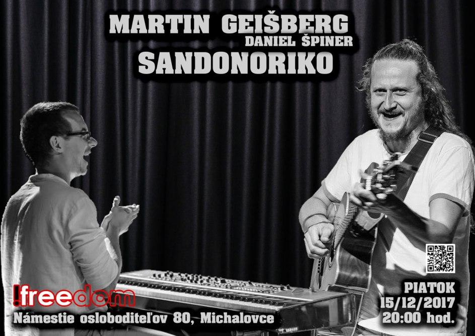 Martin Geišberg v Michalovciach