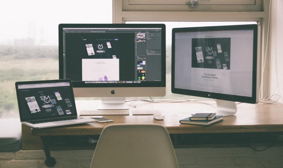 Nová firemná web stránka nemusí byť finančne náročná