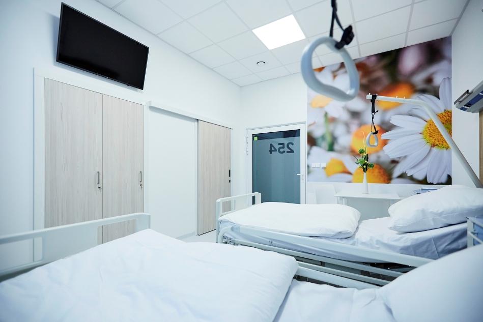 Nemocnica v Michalovciach je už slávnostne otvorená
