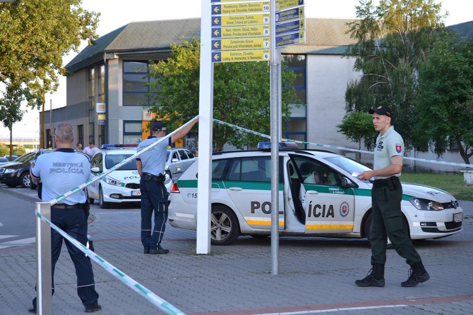 V Michalovciach nahlásila bombu 23-ročná žena. Bola to poplašná správa