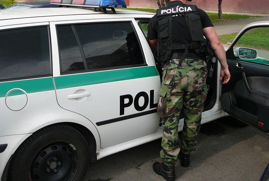 MICHALOVCE: U mestského policajta z Veľkých Kapušian boli nájdené drogy