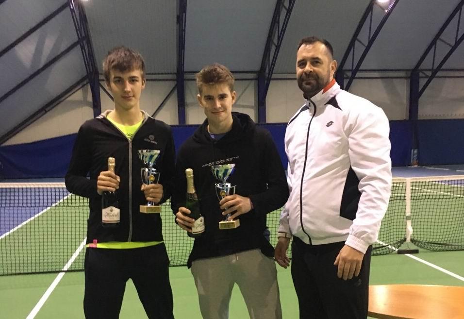 Tenis v Michalovciach napreduje. Potvrdil to aj turnaj Tenis Winter Cup 2018