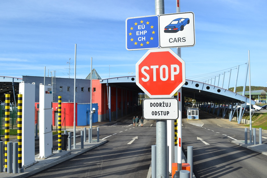 Na hraničnom priechode Vyšné Nemecké bude dočasne prerušená prevádzka