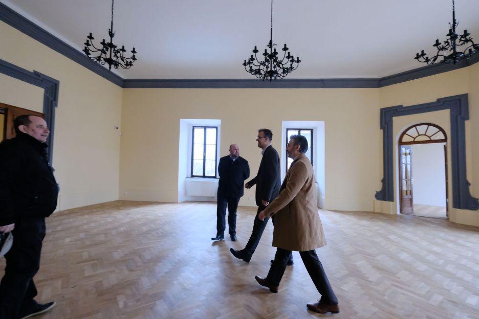 MICHALOVCE: Jednou z priorít je dokončenie rekonštrukcie Zemplínskeho múzea
