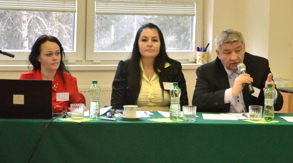 I.Študentská konferencia v Michalovciach