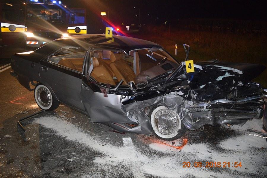 Smrteľná dopravná nehoda pri Brekove