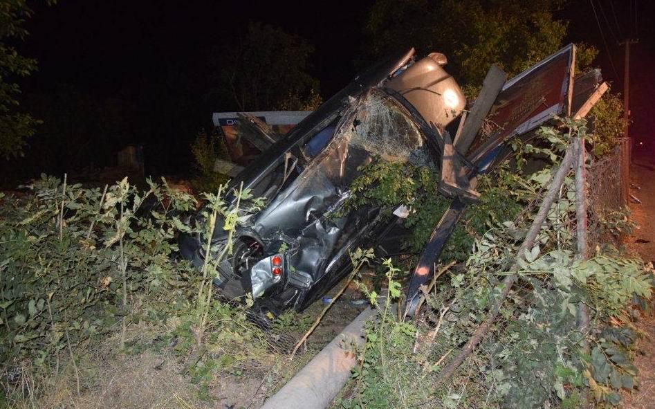 Tragická nehoda pri Michalovciach: Zomrel vodič aj jeho spolujazdkyňa